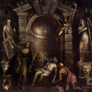 Оплакивание Христа 1576