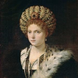 Портрет Изабеллы д'Эсте