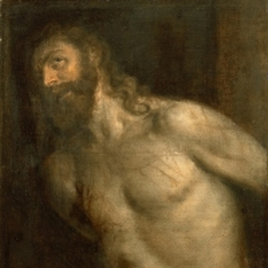Бичевание Христа (этюд)