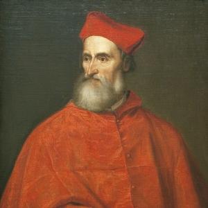 Портрет кардинала Пьетро Бембо. 1540