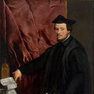 Портрет кардинала Кристофоро Мадруццо