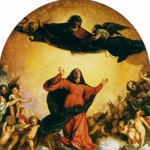 Вознесение Девы Марии (Ассунта)