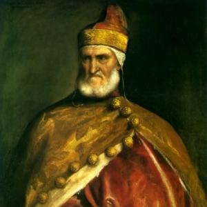 Портрет дожа Венеции Андреа Гритти