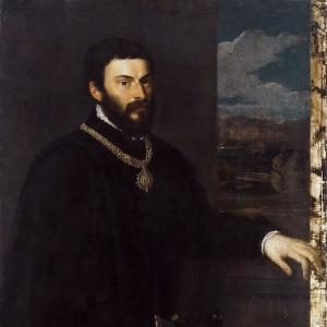 Портрет графа Антонио Порчиа э Бруньера