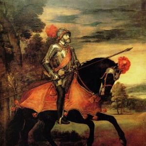 Портрет Императора Карла V
