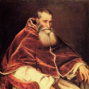 Папа Павел III. 1543