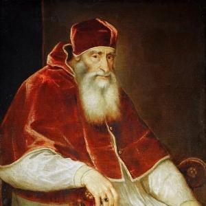 Папа Павел III Фарнезе