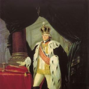 Портрет императора Павла I.1801