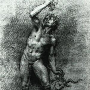 Дионис с козлом. 1802—1804