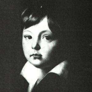 Мальчик в серой курточке. 1809