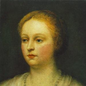 Якопо Тинторетто - Портрет женщины