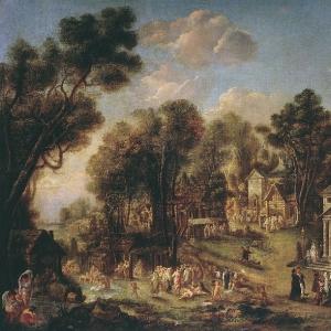 Храмовый праздник 1784