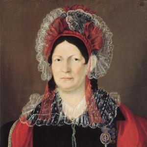Портрет М.А. Голицыной. 1829 (неизв)