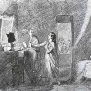 Домашинй вор. 1851