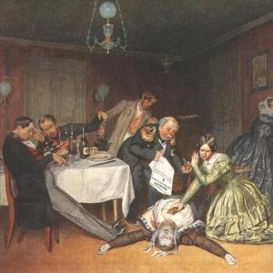 Все холера виновата. 1848