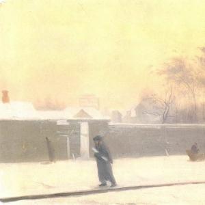 Зимний день. Начало 1850-х