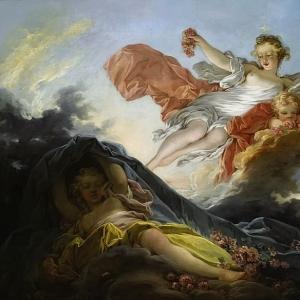 Аврора, торжествующая над Ночью
