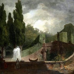 Вилла д´Эсте в Тиволи