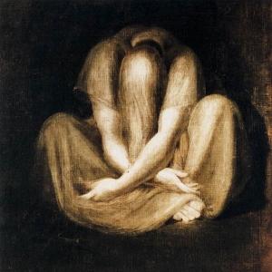 Иоганн Генрих Фюсли - Безмолвие