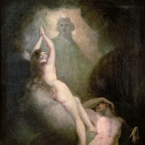Иоганн Генрих Фюсли - Создание Евы