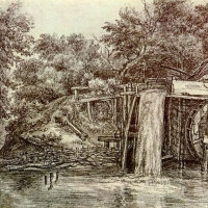 Хоббема Мейндерт - Водяная мельница