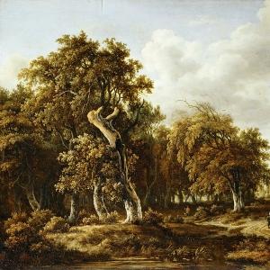 Хоббема Мейндерт - Дубовый лес