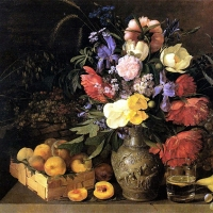 Хруцкий Иван - Цветы и плоды