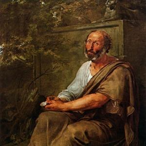Франческо Хайес - Аристотель