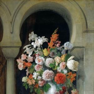 Франческо Хайес - Цветы