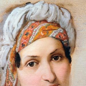 Франческо Хайес - Портрет жены (Винченца Скачча)