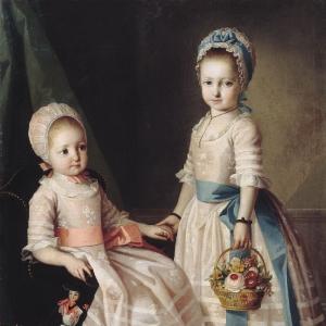Девочки. 1772