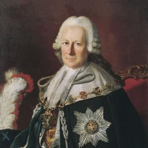 Портрет С.И. Мордвинова. 1771