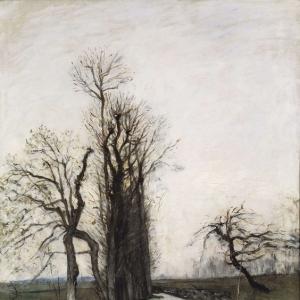 Хилл Карл Фредерик - Осень