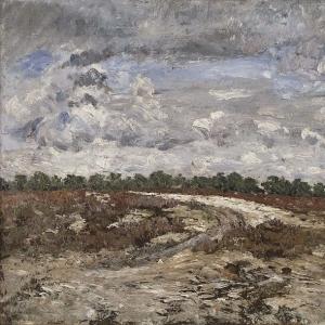 Хилл Карл Фредерик - Дикая страна в лесу Фонтенбло