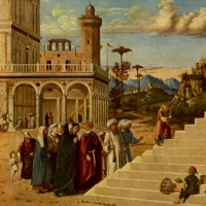 Джованни Батиста Чима да Конельяно - Введение во храм Девы Марии