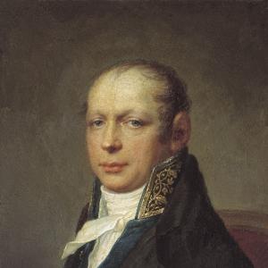 Портрет архитектора Адриана Дмитриевича Захарова