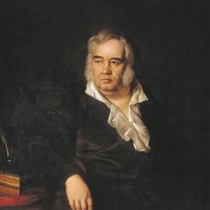 Портрет баснописца И.А. Крылова. 1834