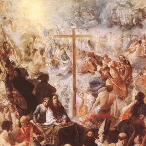 Эльсхеймер Адам - Воздвижение Креста