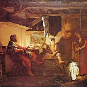 Эльсхеймер Адам - Филемон и Бавкида