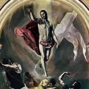 Эль Греко - Воскресение Господне