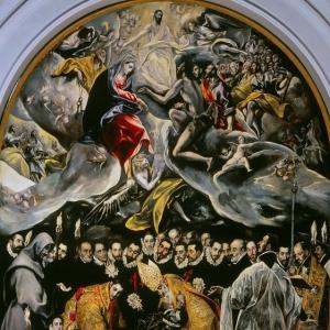 Эль Греко - Погребение графа Оргаса