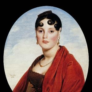 1806_Портрет мадам Аймон