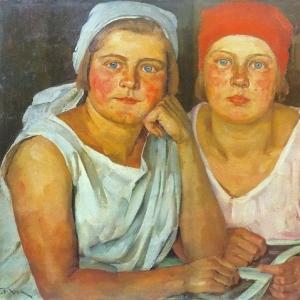 Комсомолки. 1926
