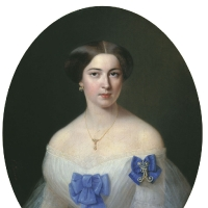 Портрет фрейлин А.П. Александровой