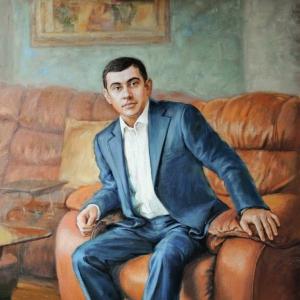 Костюм и кресло_86