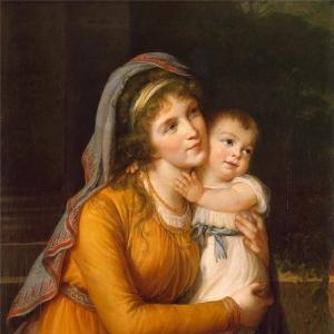 Женщины с детьми_123