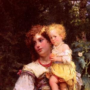 Женщины с детьми_127