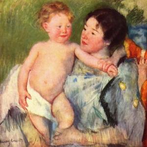 Женщины с детьми_12