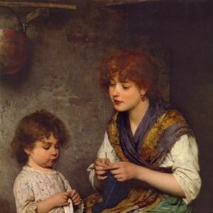 Женщины с детьми_130