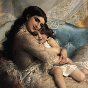 Женщины с детьми_159